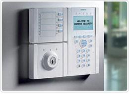Siemens SPC Alarmanlagen